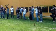 Com sol e turma animada, curso da Peregrinus CF é sucesso em Piraquara!