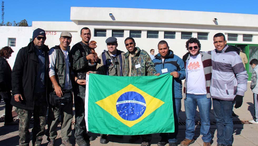 Falcoeiros brasileiros