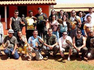 Peregrinus CF esteve no Encontro anual da ABFPAR, em MG
