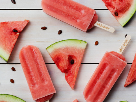 Step into happiness with House of Pops' healthy ice cream pops