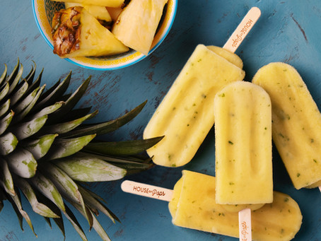 Vegan plant-based ice cream pops – what the what now?