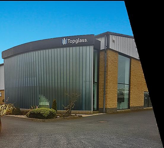 Topglass Profied Glass Facility