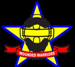 WWUA Wounded Warrior Umpire Academy Logo