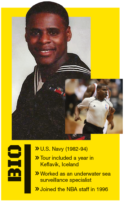 Leroy Richardson │ U.S. Navy