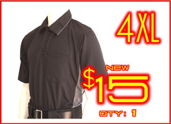 4XL│POS+ MLB Replica Shirt GrayPanel
