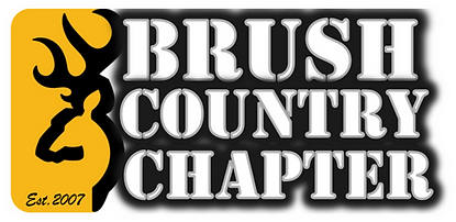 BCU New Logo - Brush Country Chapter Log