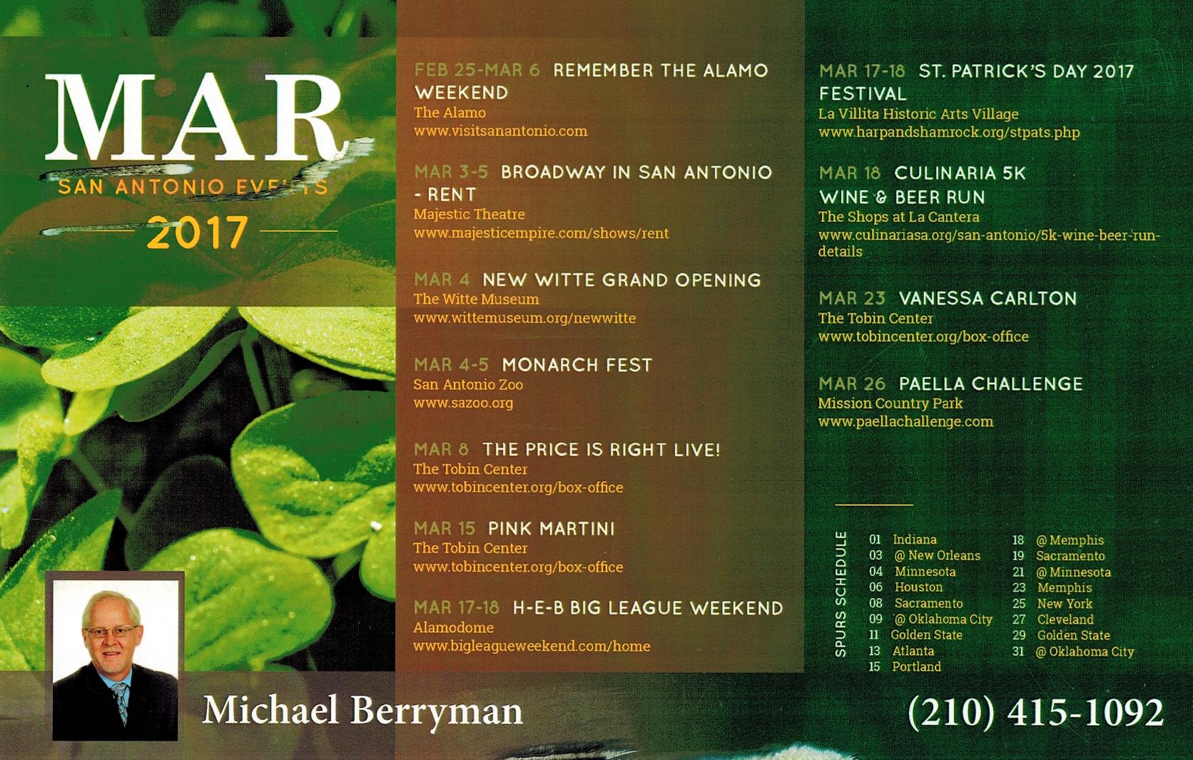 Michael Berryman, Realtor