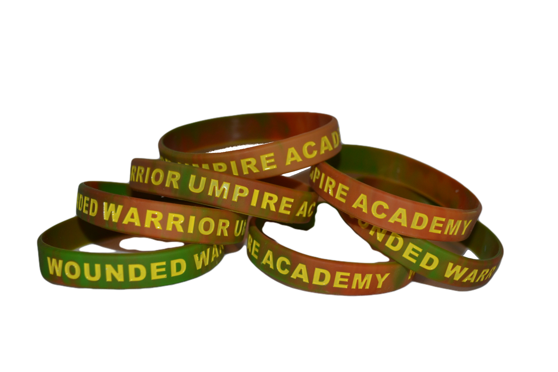WWUA Wounded Warrior Umpire Academy Band