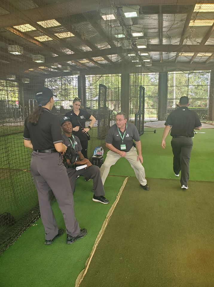 MLB Umpire Camps Training 6
