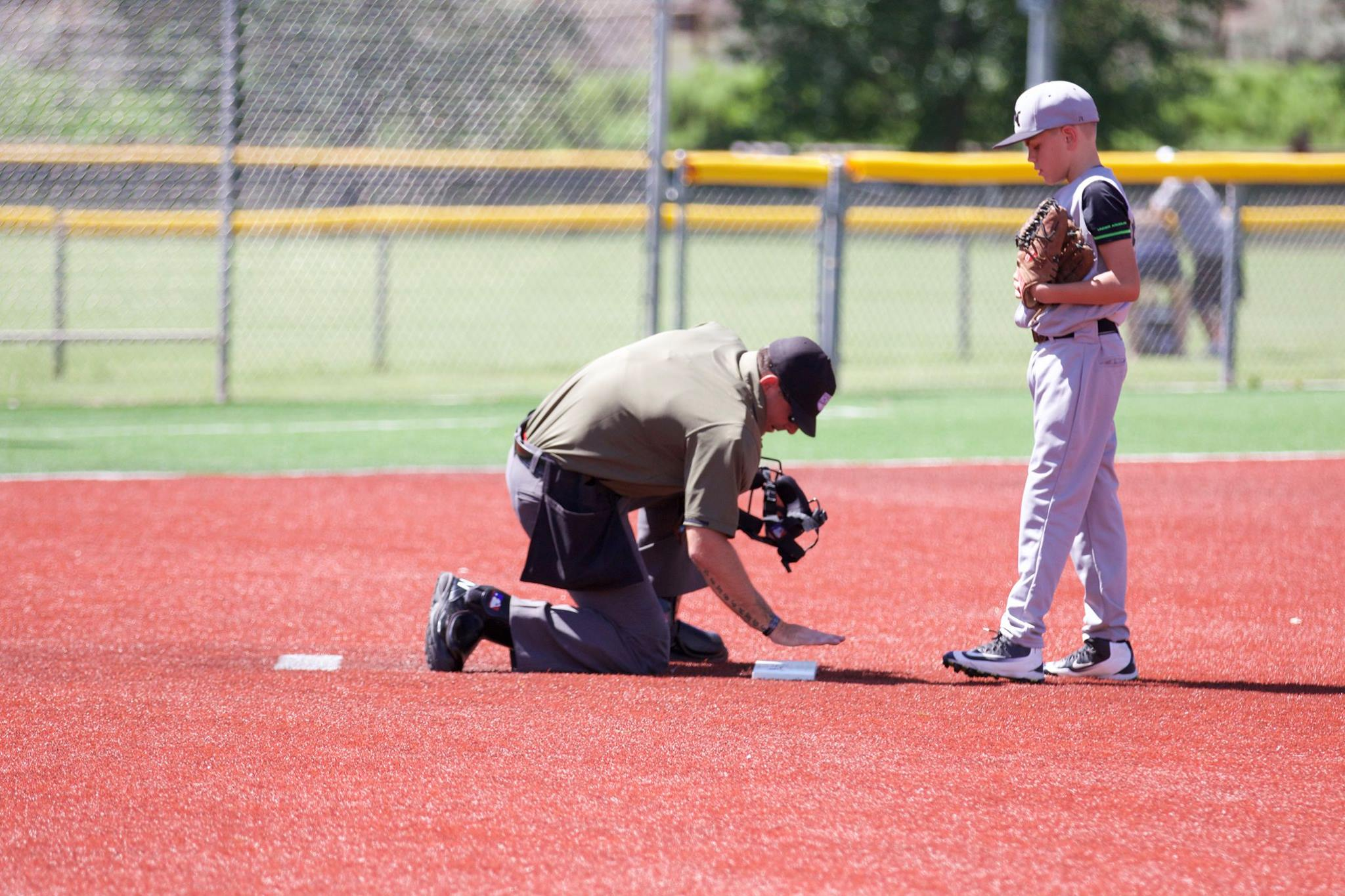 WWUA Wounded Warrior Umpire Academy 8