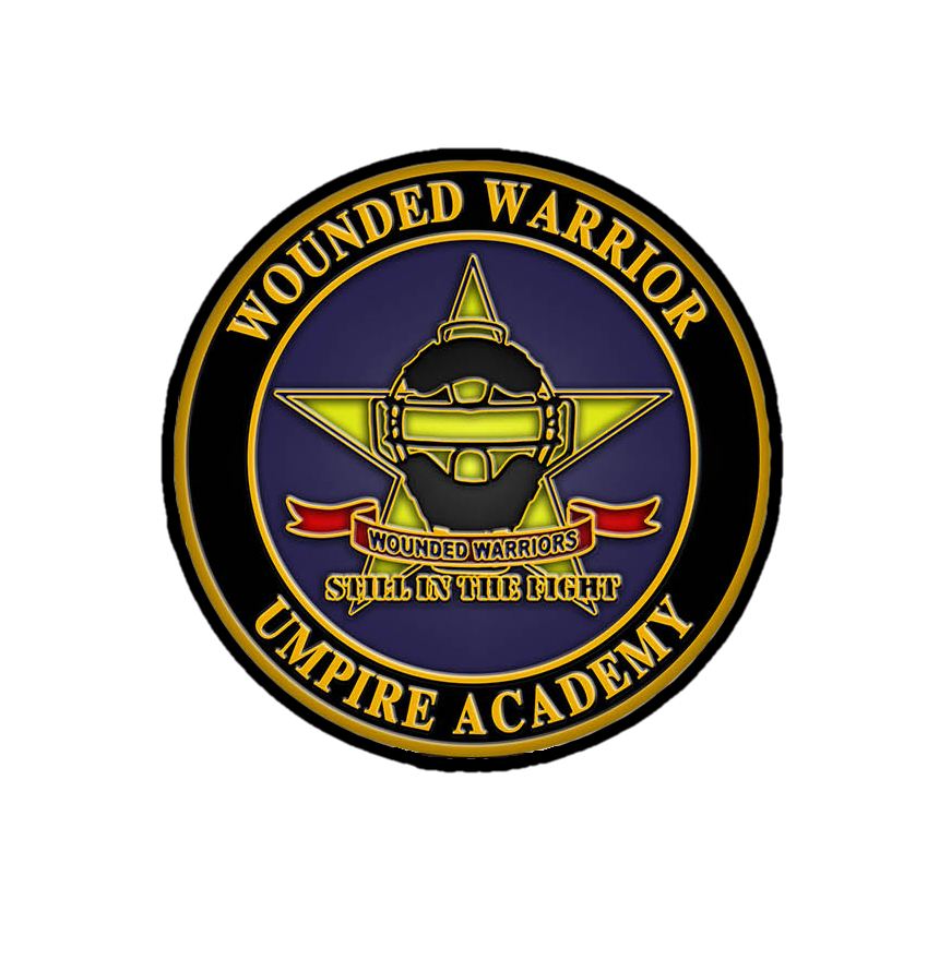 WWUA Wounded Warrior Umpire Academy Coin