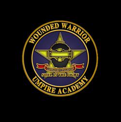 WWUA Wounded Warrior Umpire Academy Coin