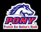 PONY Baseball Logo PNG 2.0.png
