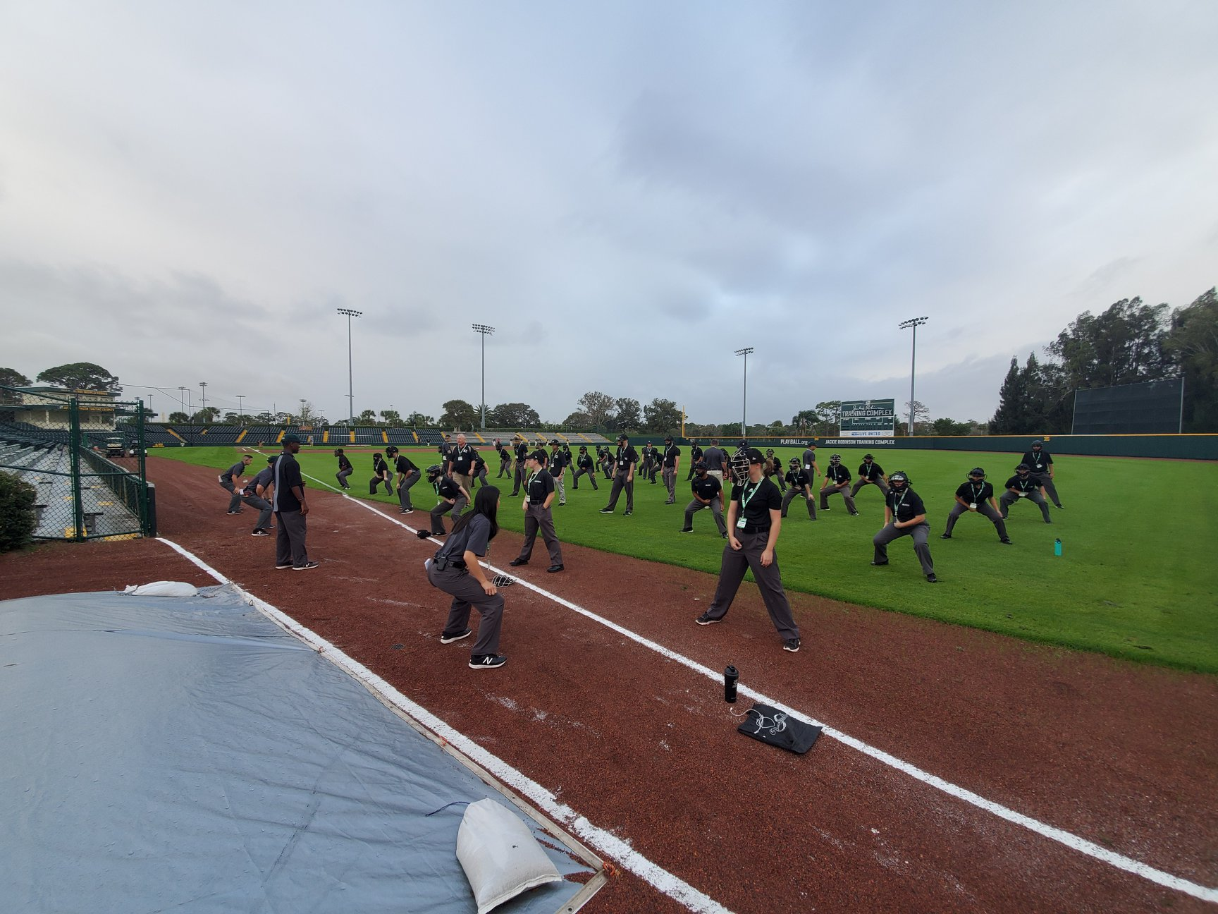 MLB Umpire Camps Training 4.0