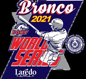PONY WS 2021 Banner Logo PNG Laredo 2.0.
