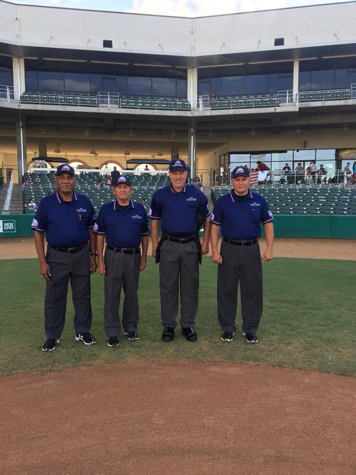 2018 Pony Palomino World Series Laredo T