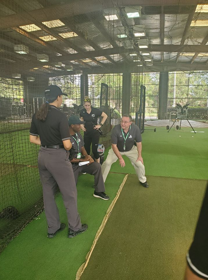 MLB Umpire Camps Training 5