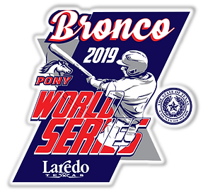 PONY Bronco World Series Laredo Texas 2.