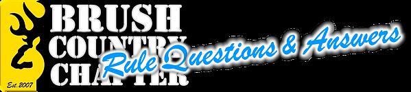 Rules Q&A Questions & Answer BCU Logo 1.