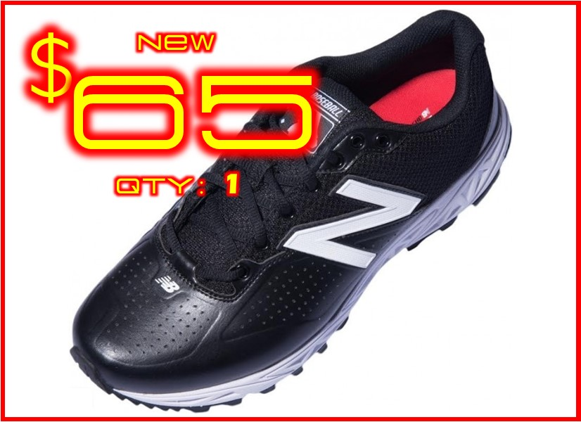 10.5│NB New Balance Low New B&W