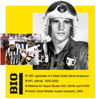 Bob ElcWee │ U.S. Naval Academy
