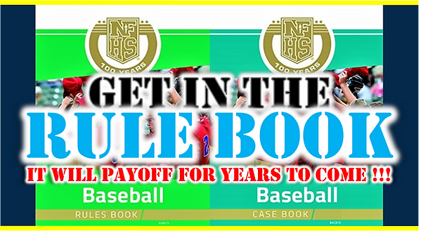 Cover Page - Get in the Rule Book, Colos