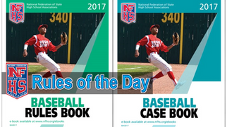 Baseball Rules Interpretations - 2017
