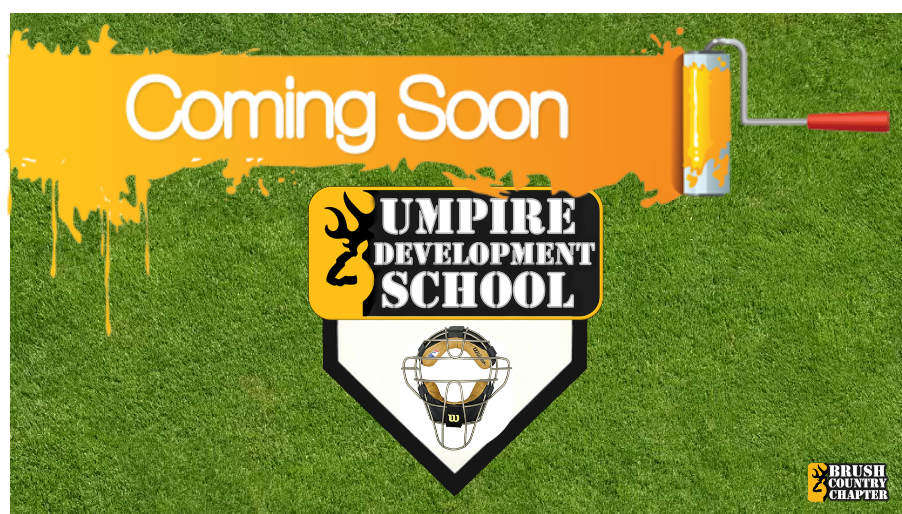 Coming Soon - UDS Umpire Development Sch