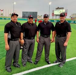 Tomas Rodriguez Robert Redding Laredo Un