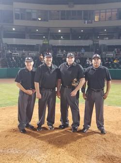 2019 San Antonio Area Baseball Coaches A