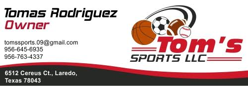 Tomas Rodriguez of Tom's Sports LLC