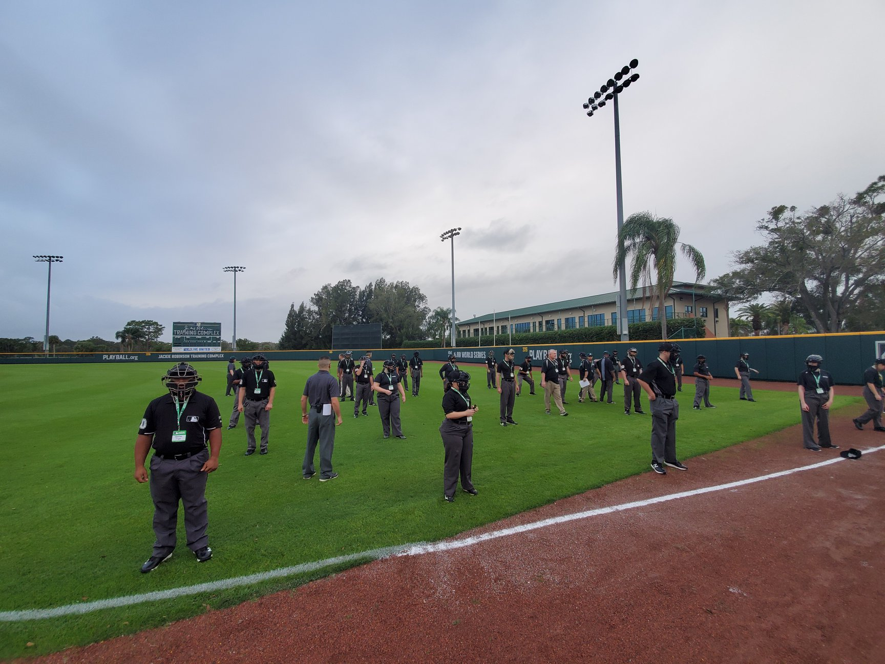 MLB Umpire Camps Training 5.0
