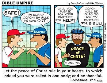Joyful 'toons - @ BU Bible Umpire Joseph
