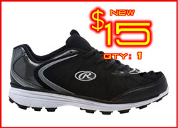 10.5│Rawlings Turn 2 Turf Shoes