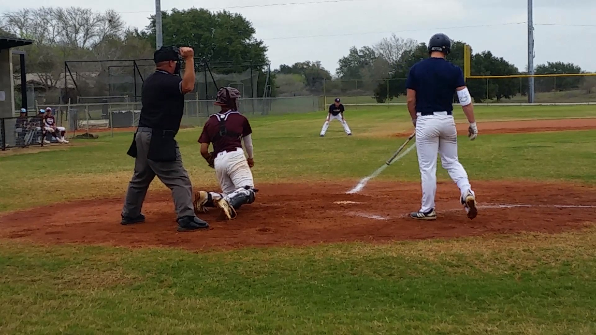Irvin Russell Strike Call, LH @ Floresvi