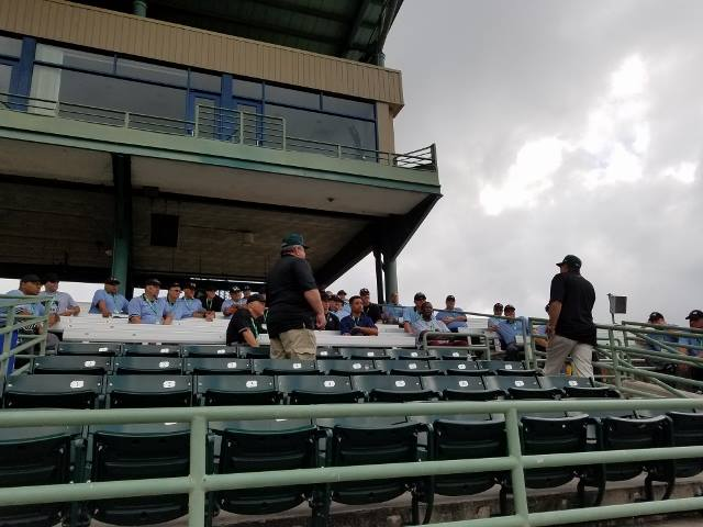 MLB Umpire Camps Training San Antonio 2.