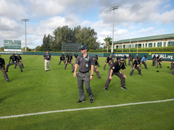 MLB Umpire Camps Training 8.0