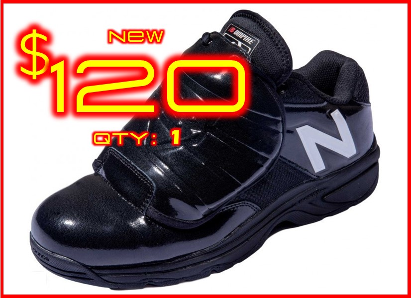 10.5│New Balance MLB Umpire Plate