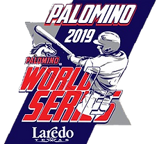 PONY Palomino World Series 2019 Logo 2.2