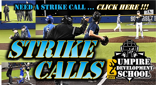Cover Page - Strike Call Video, Need a M