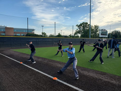 MLB Umpire Camps Training Xcaret Ramirez