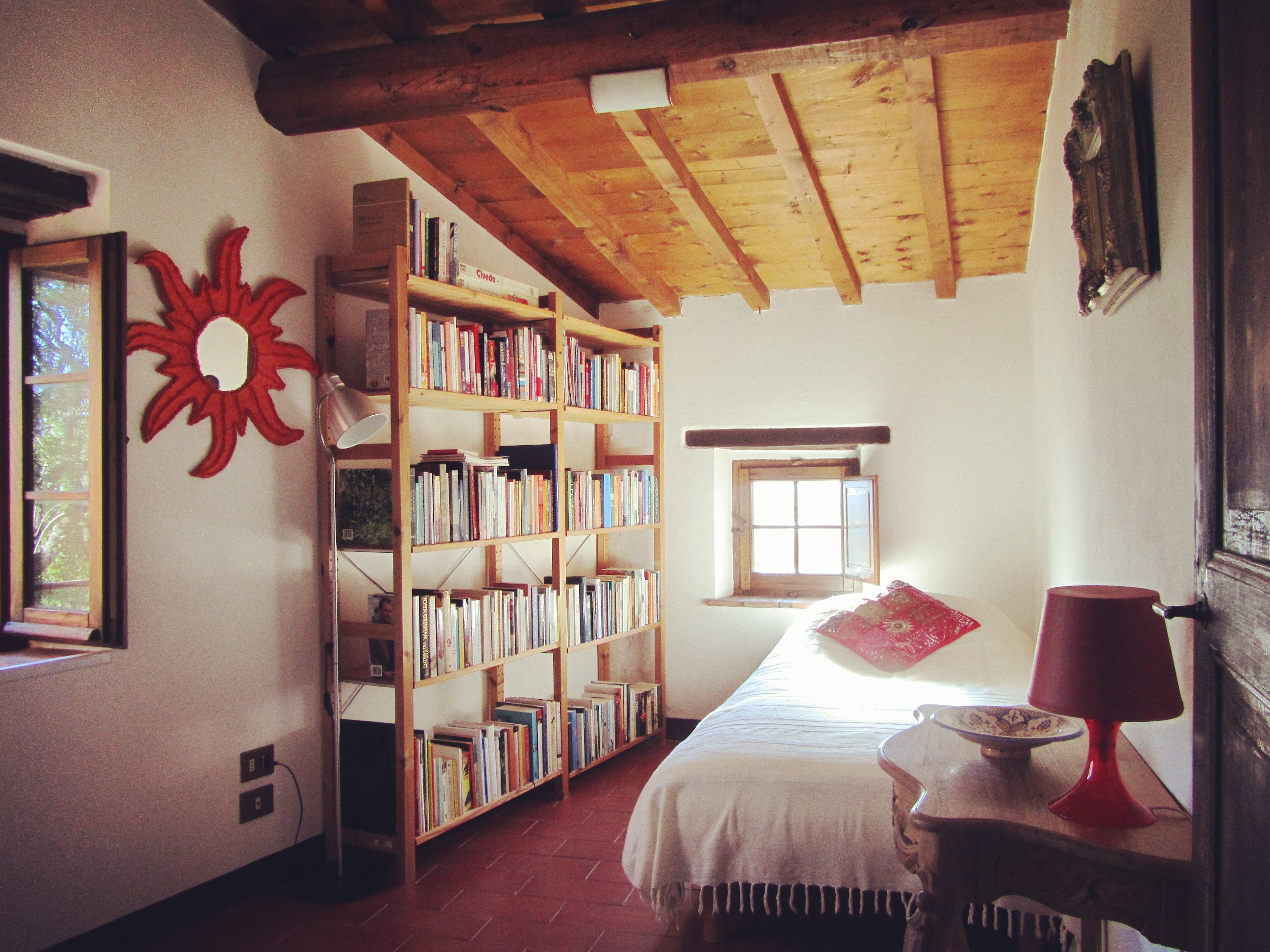 Bedroom #4 (single)
