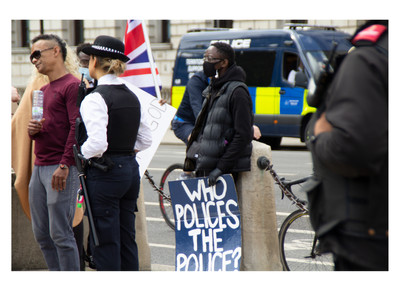"""""""WHO POLICES THE POLICE!"""""""