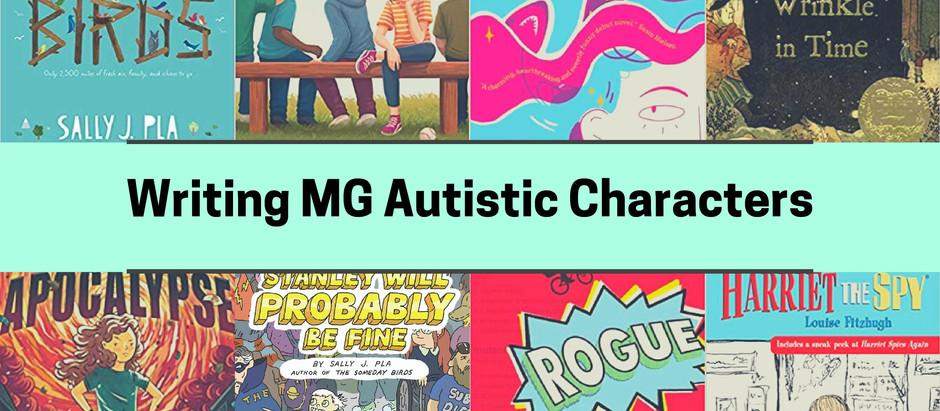 Adriana White: Writing Autistic Characters