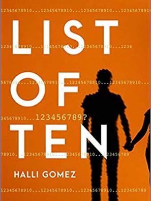 Halli Gomez: LIST OF TEN (Tourette, OCD) (TW: Suicide.)