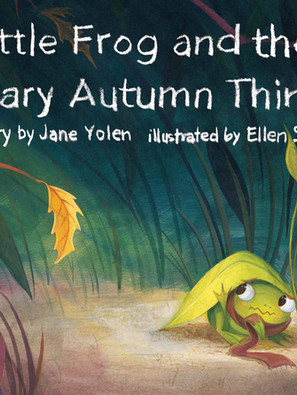 Mini-Review: Anxiety + Fearing the New (The Scary Autumn Thing)
