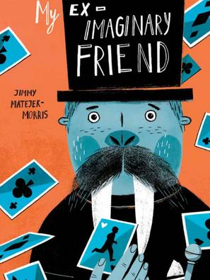 Jimmy Matejek-Morris: Ex-Imaginary Friends and Bipolar Parents