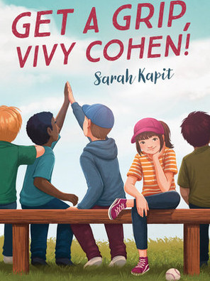 Sarah Kapit: Writing About Autistic Athletes (and Why Baseball is a Metaphor for Life)
