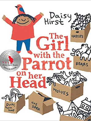 Mini-Review: Anxiety as Escapism: The Girl with the Parrot on Her Head
