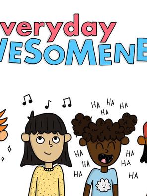 Jarrett Lerner: Everyday Awesomeness (SEL, self-esteem)